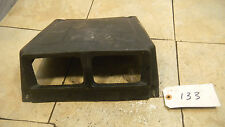 91 suzuki LTF4WDX king quad 300 headlight shroud battery nose hood cover 133