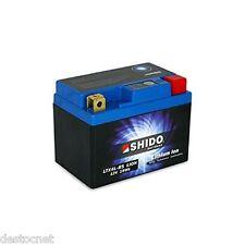 Batterie Moto Scooter Quad Lithium Ion SHIDO LTX4L-BS LION Lithium
