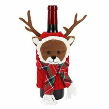 Food Network Deer Wine Bottle Cover