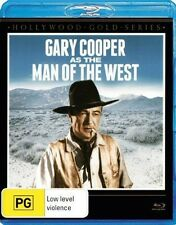 Man Of The West Blu-ray Region ALL