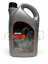 5W 30 GENUINE SAAB GM VAUXHALL BMW FULLY SYN. ENGINE MOTOR OIL 5L DEXOS 2