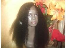 """100% Indian Remy Full Lace Wig Natural Curl 22"""""""