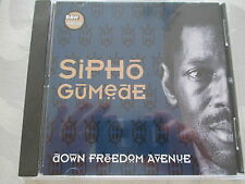 Sipho Gumede - Down Freedom Avenue - CD Afrobeat