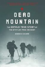 EICHAR,DONNIE-DEAD MOUNTAIN (PPBK)  BOOK NEW