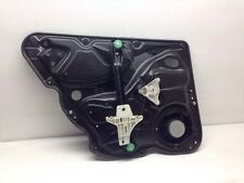 Vw Passat 2005-09 Electric Drivers Side Rear Window Regulator 3C4839756