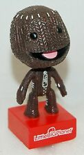 NEW Little Big Planet SACKBOY Bobblehead Figure Toy Sack Boy Sony PS3/PSP/Vita