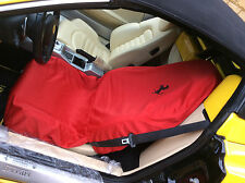 Ferrari 360,F360 MODENA SPYDER,CHELLENGE,STRADALE SEAT COVERS LH and RH