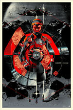 Ender's Game Poster - Mondo - Martin Ansin - Limited Edition of 340