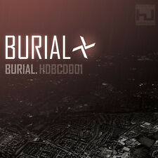 BURIAL SELF TITLED ALBUM NEW SEALED DOUBLE VINYL LP IN STOCK