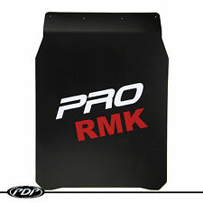 2013+ Polaris INDY /RMK Snow Flap, PDP Indy SNOWMOBILE SNOWFLAP ProRMK_Red_RMK-L