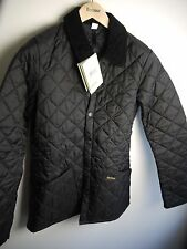 Barbour Men's Heritage Liddesdale, Small, Black, New With Tags