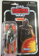 Star Wars Action Figure of BOBA FETT  ( VC 09 ) Vintage Card Very Rare