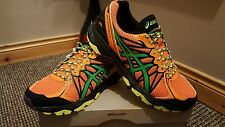 Asics gel fuji trabuco 3 trail baskets uk 8.5