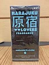 Harajuku Lovers G Gwen Stefani Women Perfume EDT Spray 1 1.0 oz NIB Seal as Pic