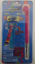Rainbow Loom ~ Upgrade Kit Pink ~ Inc Metal Hook & Mini Rainbow Loom