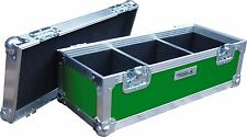 "7"" SINGLE 300 SWAN Flight Case Vinile Record Box (Verde)"