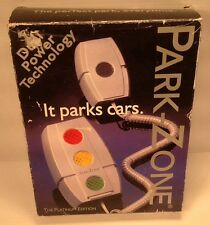 PARK ZONE The Platinum Edition Model  PZ-1500 Parks Cars In Garage Easy