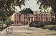 Antique POSTCARD c1907 Vermont Medical College BURLINGTON, VT 17152
