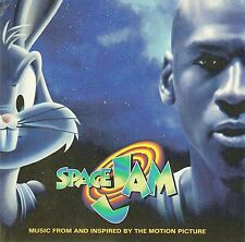 SPACE JAM - MUSIC FROM AND INSPIRED BY THE MOTION PICTURE / CD
