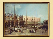 Giovanni Antonio Canal CANALETTO Markus spazio Venezia Italia su tela 2