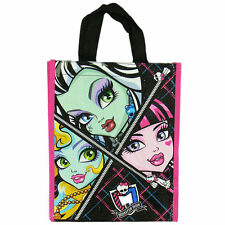 Monster High Shopping Bag Pouch Gift bag. New