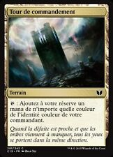 MTG Magic C15 - Command Tower/Tour de commandement, French/VF