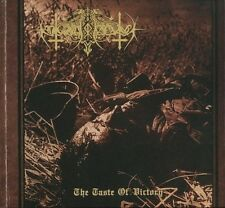 Nokturnal Mortum - The Taste of Victory CD 2016 digibook black metal Ukraine
