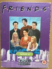 Jennifer Aniston FRIENDS: SERIES / SEASON 6 ~ Complete | UK DVD