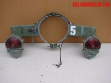 *Military U.S. Army Howitzer Convoy Rear Tow Bar Brake & Turn Tail Light Set