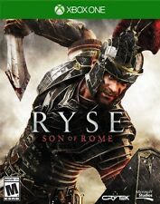 Ryse Son Of Rome Xbox One Great Condition Complete Fast Shipping