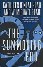 #2-ANASAZI~The Summoning God--by GEAR-usedbookstoremark-spinelines-CLEAN&READER
