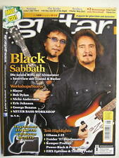 GUITAR MAGAZINE 2013/8 NR. 159 - BLACK SABBATH SLAYER BOD DYLAN KINKS INCL.CD