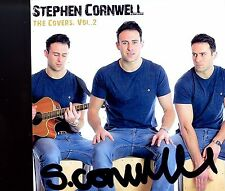 Stephen Cornwell / The Covers - Vol.2 - Signed Autographed - MINT