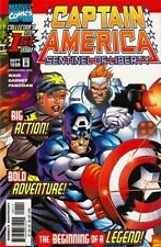 Captain America - Sentinel of Liberty (1998-1999) #1 of 12
