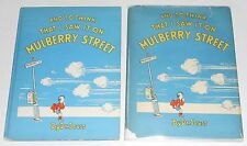 Dr. Seuss AND TO THINK THAT I SAW IT ON MULBERRY STREET in dj