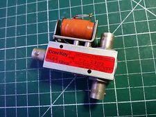 Dow-KEY DK77  RF Coaxial Relay  SPST , DC-1 GHz , 28 VDC   BNC