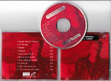 CD COLLECTOR 10T JOHNNY HALLYDAY LES ANNÉES JOHNNY 1985-1995 CASINO CAFÉTÉRIA