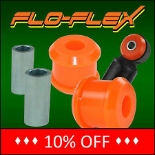 Jaguar X Type Rear Shock Absorber Lower Bushes in Poly - FloFlex - SALE 44mm