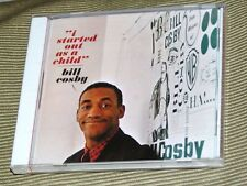 BILL COSBY - I STARTED OUT AS A CHILD ~ COMEDY CD *NEW*