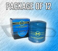 OIL FILTER M4476 FOR CHEVROLET KAWASAKI TOYOTA - CASE OF 12 - OVER 700 VEHICLES