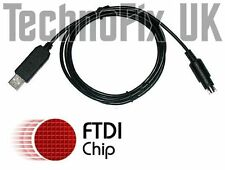 Ftdi usb cat & programming cable for yaesu FT-100 FT-817 FT-857 FT-897 CT-62 eq