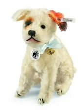 "STEIFF ""SPOTTY REPLICA 1928"" EAN 403125  MOHAIR DOG LIMITED EDITION"