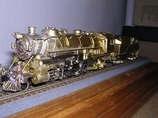 "BRASS Akane  Baltimore & Ohio Q-4b 2-8-2 Steam Loco Unpainted  ""H.O.Gauge"""