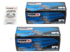 Hawk Street HPS Brake Pads (Front & Rear Set) for 12-15 Honda Civic Si