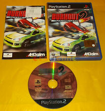 BURNOUT 2 POINT OF IMPACT Ps2 Versione Ufficiale Italiana ○○ COMPLETO