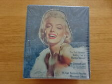 RARE SEALED BOX MARILYN MONROE TRADING CARDS!