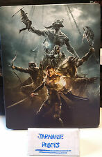 Elder Scrolls Online Tamriel Unlimited Ultra Limited G2 Steelbook metal Case