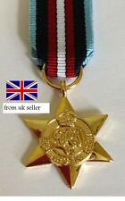 Official ARCTIC STAR Miniature Medal and Ribbon, Brand new and ready to dispatch