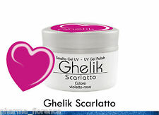 Miss Ky Smalto Unghie Gel UV GHELIK Scarlatto Professional Nail 4 gr by KyLua