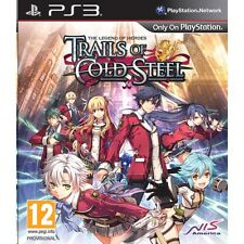 The legend of heroes trails of cold steel PS3 game brand new